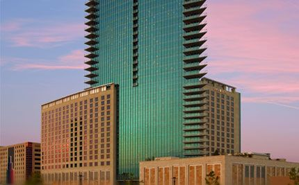 Fort Worth Hotels Omni Conveniently Located In The Heart Of S Exciting Downtown