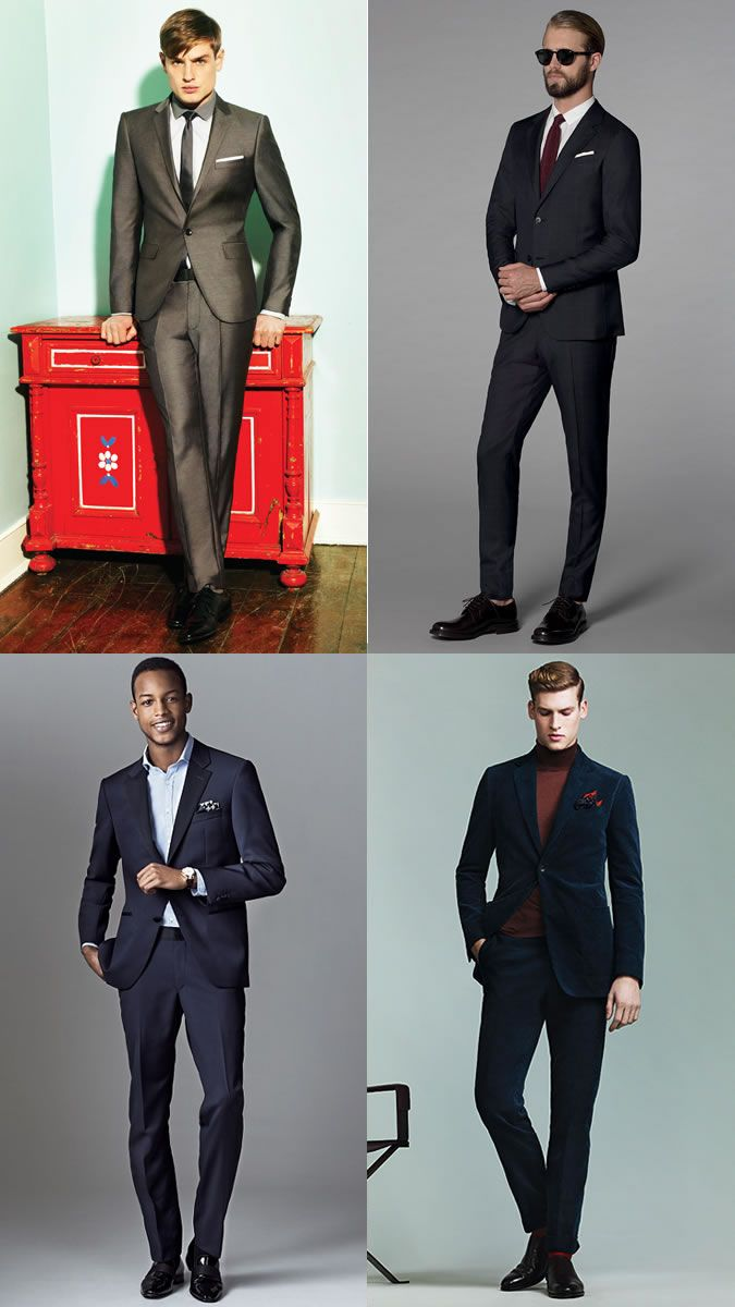 Men S Cocktail Attire Dress Code Outfit Inspiration Lookbook Suit