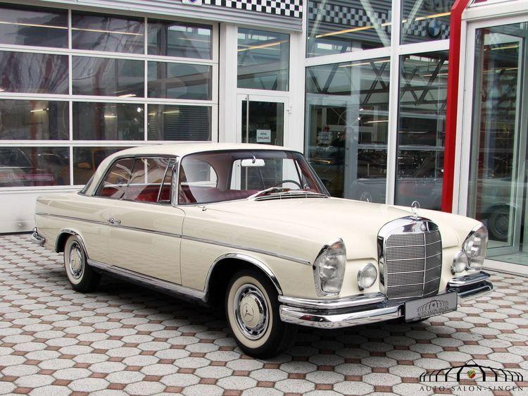w111 mercedes benz 220 seb classic cars mercedes. Black Bedroom Furniture Sets. Home Design Ideas