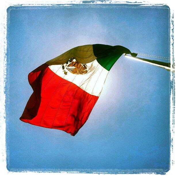 Mexican Flag My Heritage Viva Mexico Mexican Heritage Mexico Travel