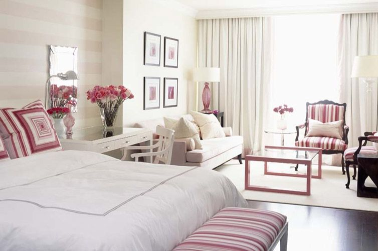Sarah Richardson Design Park Hyatt Hotel Suite Studio