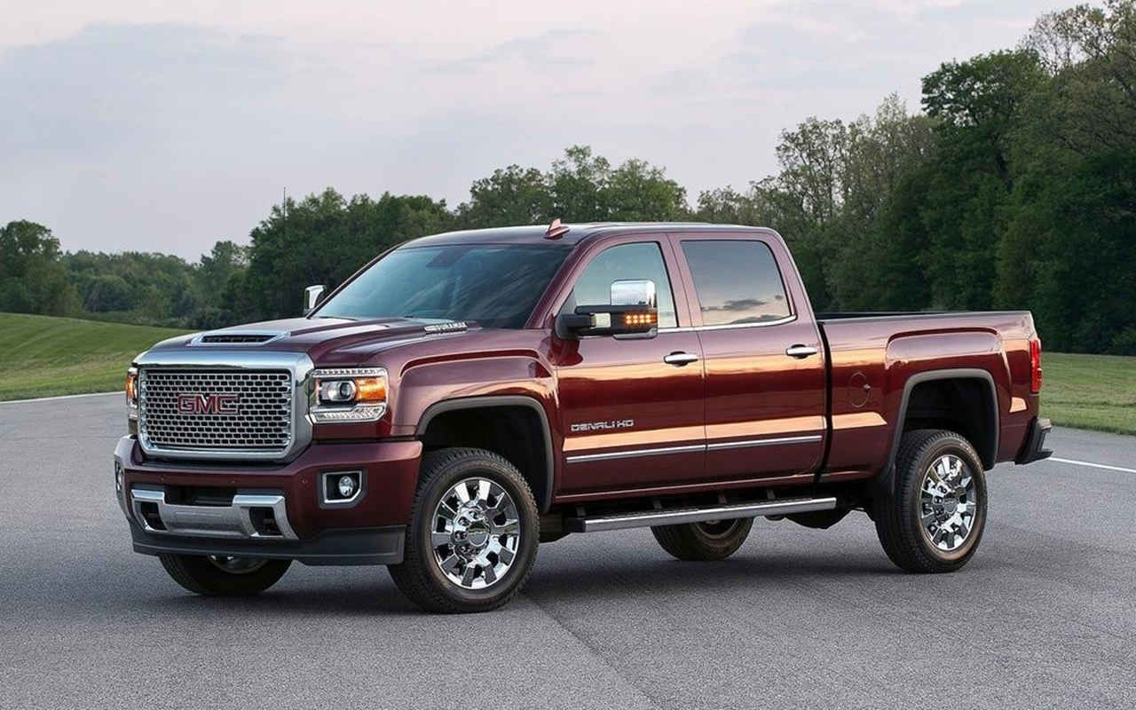 2018 Gmc Denali 2500 Redesign The Lineup Of Denali Generation Has