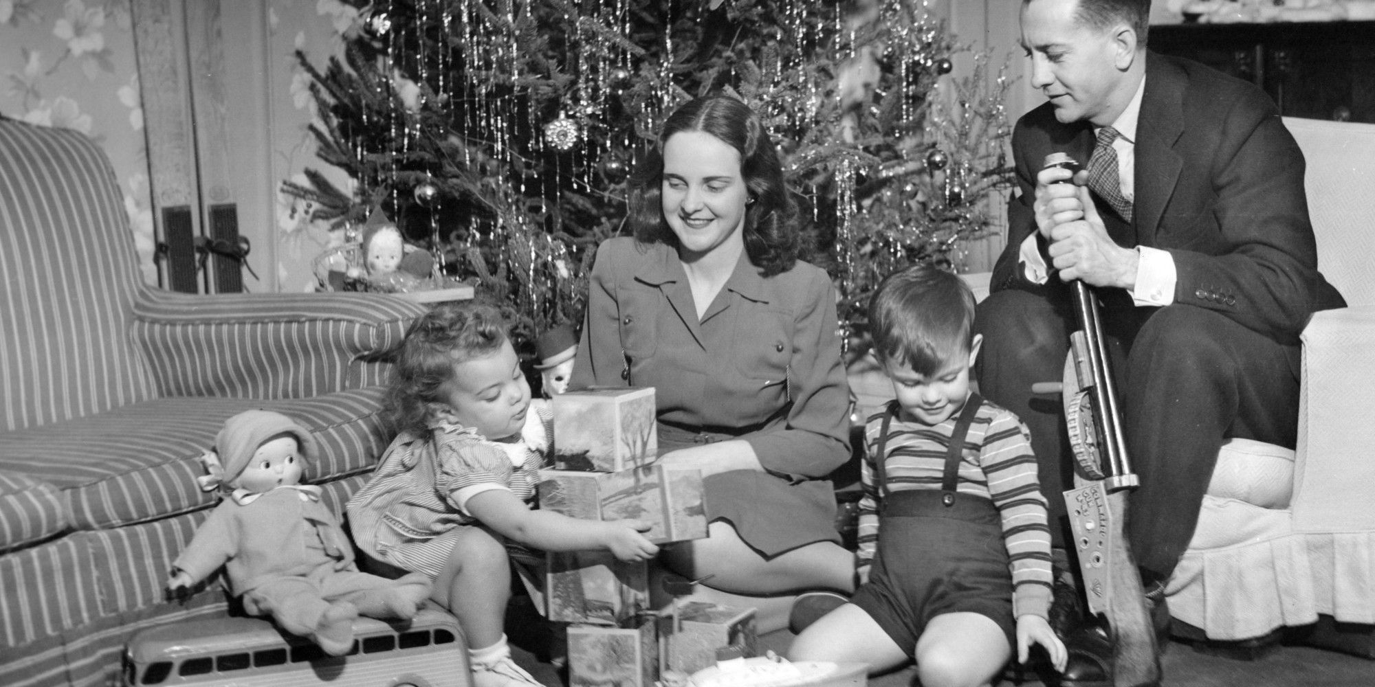 """When picturing the typical American family, you can forget about a """"Leave It To Beaver""""-type image. Currently, 54 percent of kids in this country don't live in a home with two heterosexual parents in their first marriage, according to a rec..."""