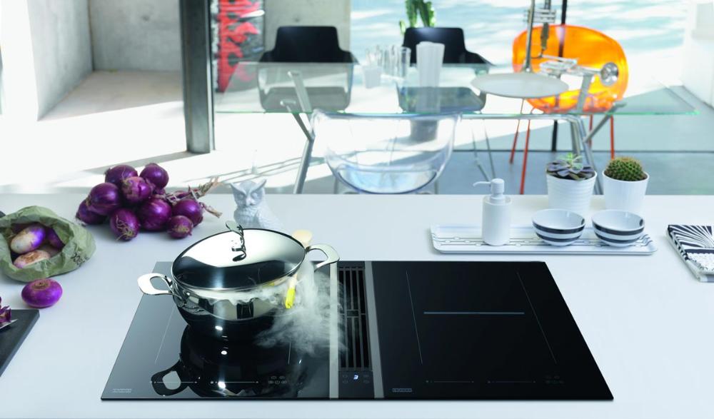 Plyta Indukcyjna Fhmt 302 1flexi Int I Okap Nablatowy Fmy 905 He In 2020 Kitchen Appliances Kitchen Appliances
