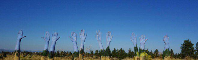 L'artiste Natalie Fletcher crée des œuvres de body-painting pendant son road trip américain !