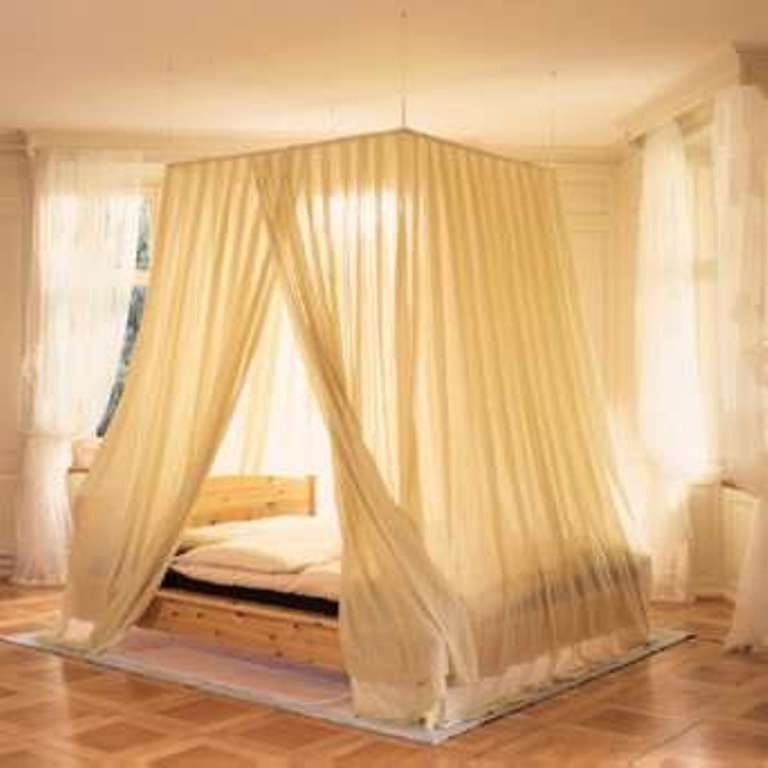 Looking For Bedrooms Curtains Dubai Buy Best Prices With A Fast Installation Service Call Now 00971 56 Curtains Around Bed Canopy Bedroom Canopy Bed Curtains