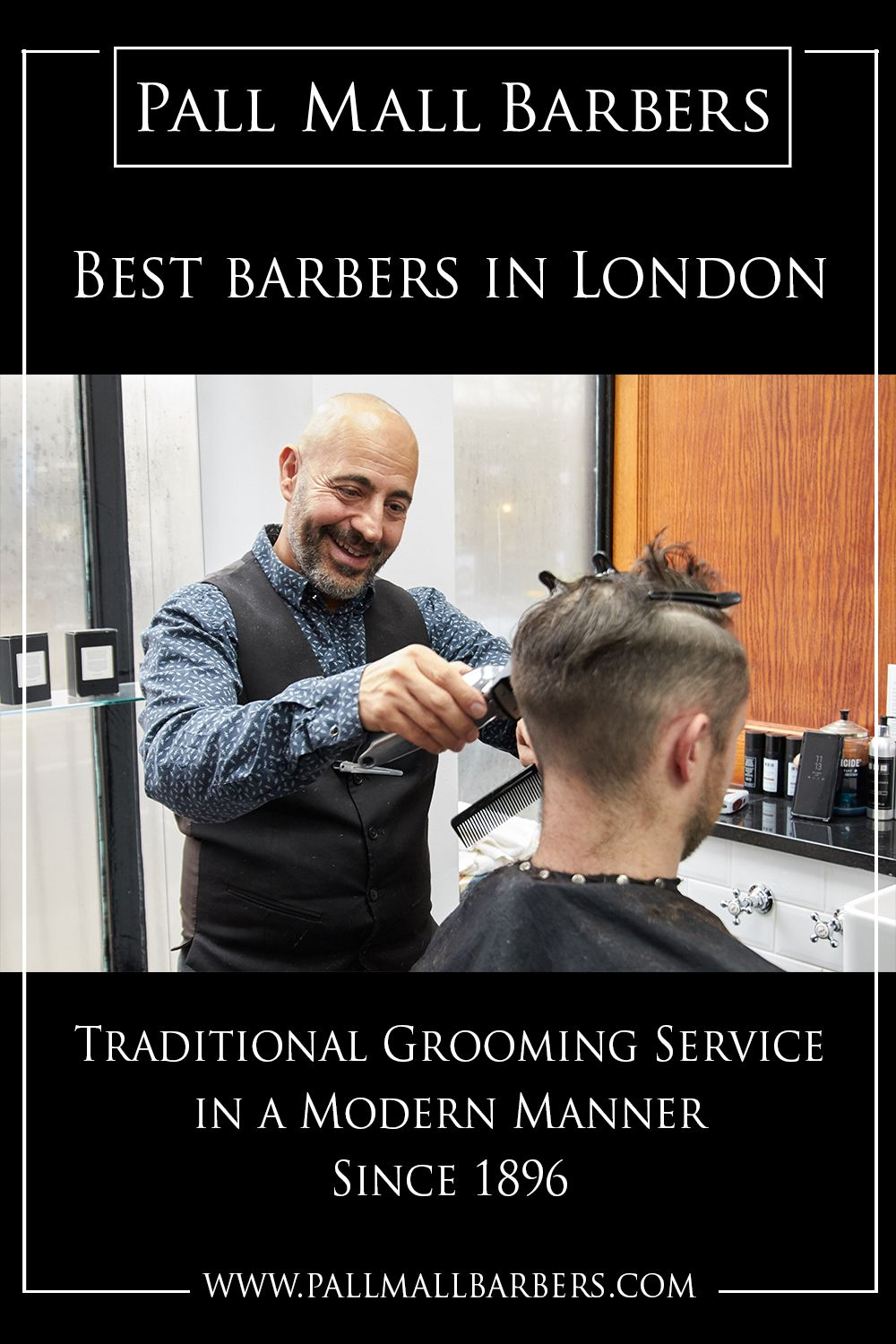 Pin By Pall Mall Barbers On Barbershop In London Best Barber Best Barber Shop Barber London
