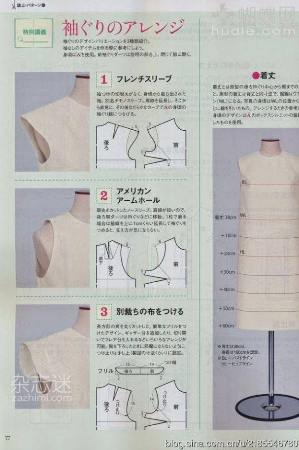 basic patterns from MRS STYLE BOOK - SSvetLanaV - Álbumes web de ...