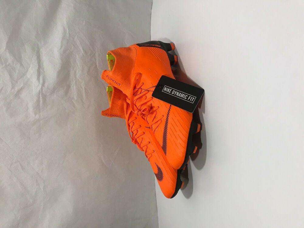 93780f501 Advertisement(eBay) Nike Mercurial Superfly 6 Pro FG ACC Orange Soccer  Cleats ah7368-