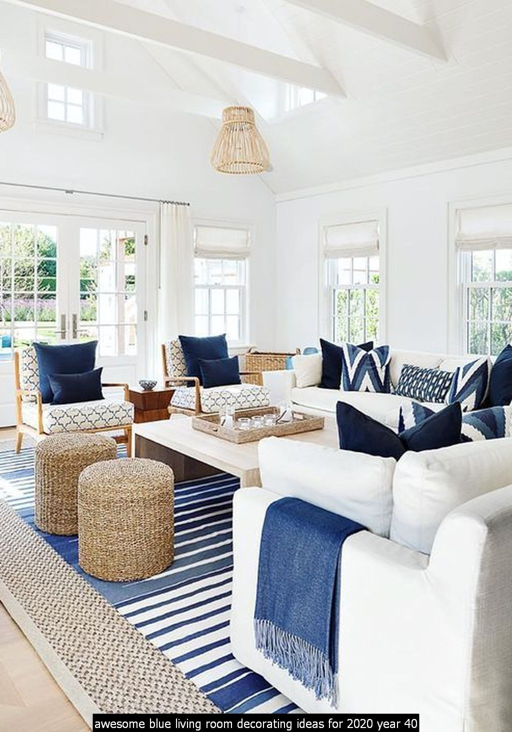 43 Awesome Blue Living Room Decorating Ideas For 2020 Year In