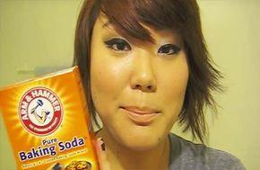 Los beneficios de lavarse la cara con bicarbonato de sodio ...