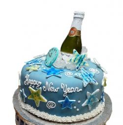 New Year s Eve themed cakes and cupcakes add a special ...