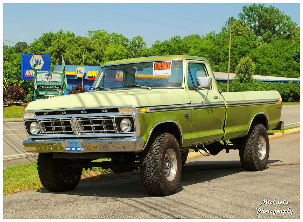 Limestone green Highboy | Ford trucks only | Pinterest | Ford ...