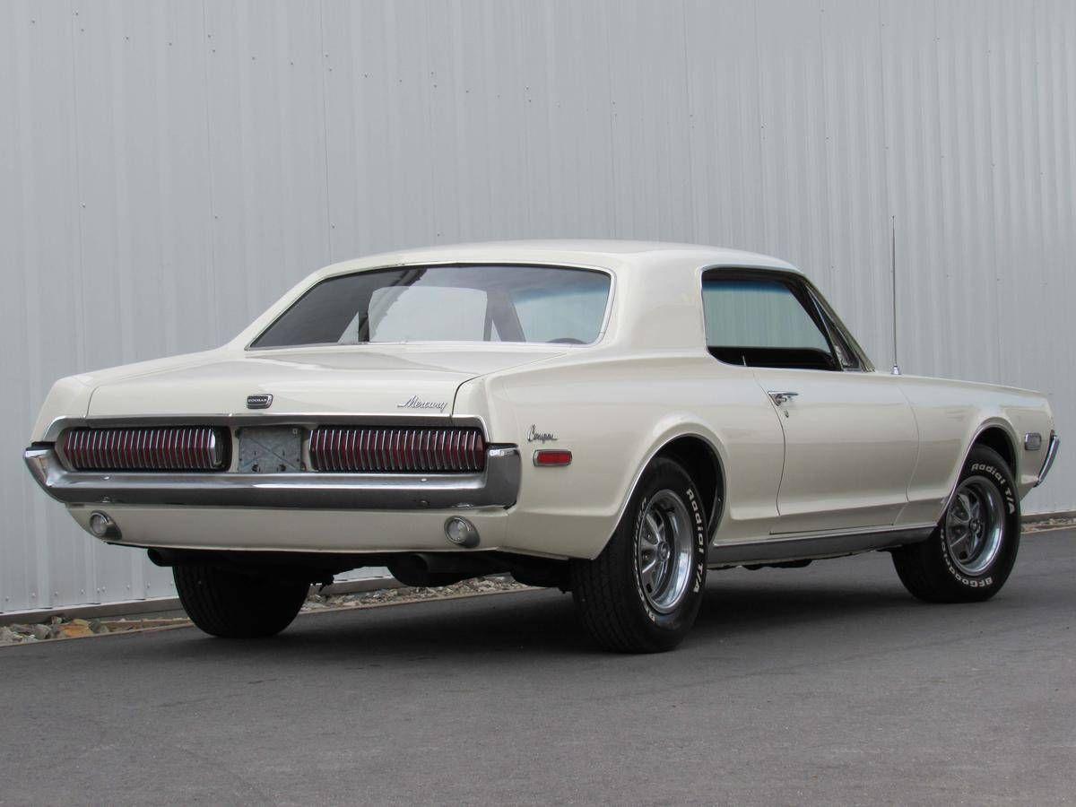 1968 Mercury Cougar | FORD - Mercury | Pinterest | Vehicle, Ford ...