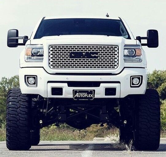 Follow Us To See More Badass Lifted, Diesel Or Gas Trucks
