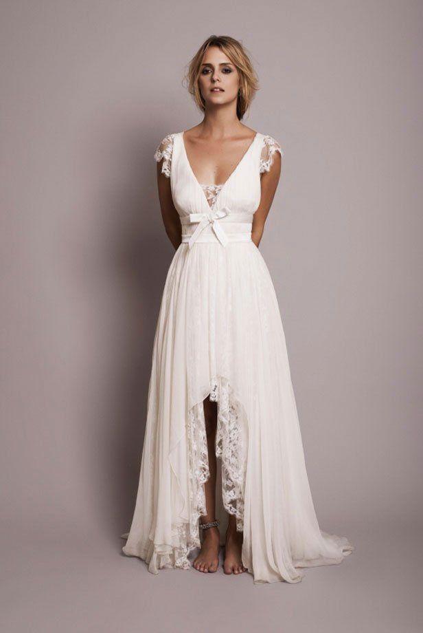 Rime Arodaky, créatrice de robes de mariée rock – Mariage : robes