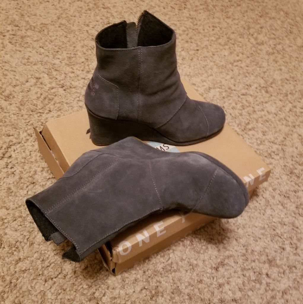 Toms Shoes | Grey Toms Wedge Boots | Color: Gray | Size: 9.5 #tomwedges Toms Shoes | Grey Toms Wedge Boots | Color: Gray | Size: 9.5 #tomwedges Toms Shoes | Grey Toms Wedge Boots | Color: Gray | Size: 9.5 #tomwedges Toms Shoes | Grey Toms Wedge Boots | Color: Gray | Size: 9.5 #tomwedges Toms Shoes | Grey Toms Wedge Boots | Color: Gray | Size: 9.5 #tomwedges Toms Shoes | Grey Toms Wedge Boots | Color: Gray | Size: 9.5 #tomwedges Toms Shoes | Grey Toms Wedge Boots | Color: Gray | Size: 9.5 #tomwed #tomwedges