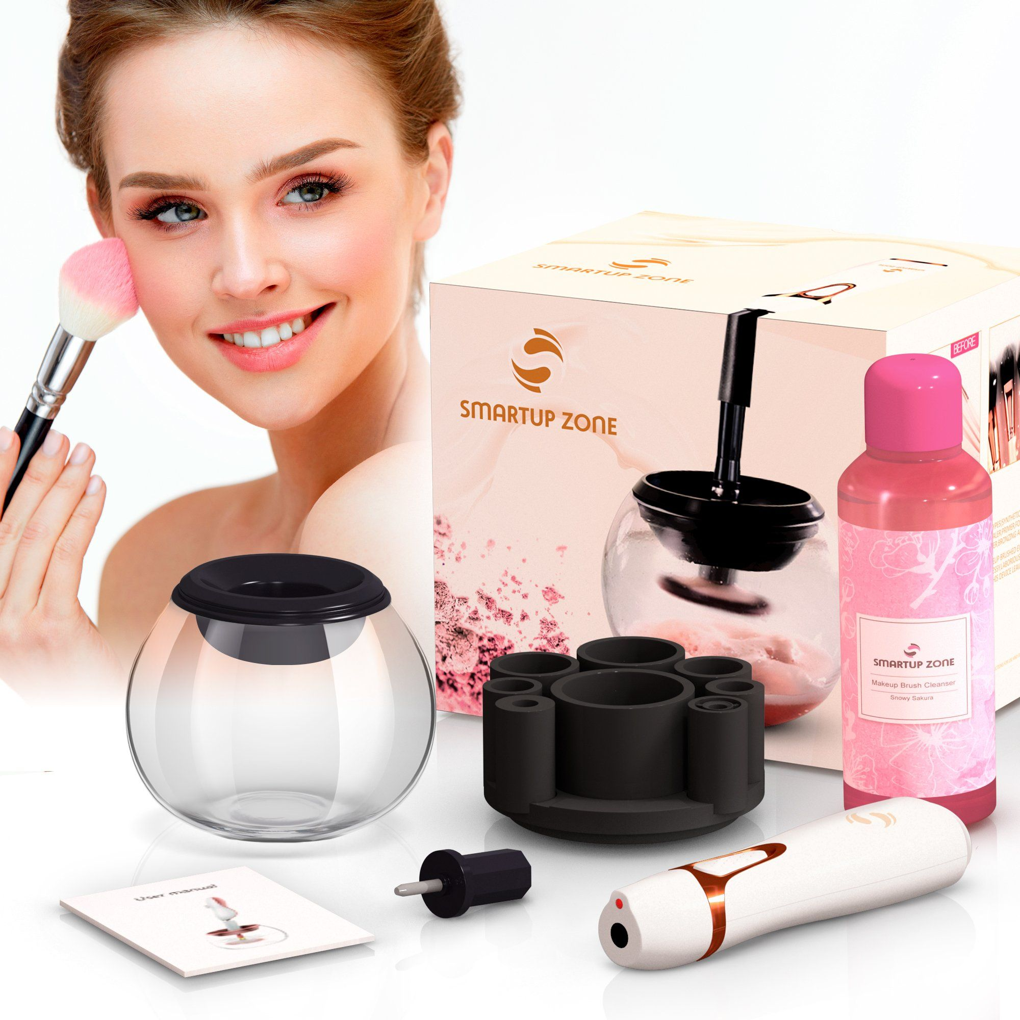 Buy Electric Makeup Brush Cleaner Dryer For All Size