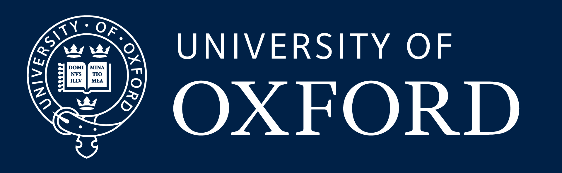 logo UNIVERSITY OF OXFORD | Inspirasi, Perjalanan