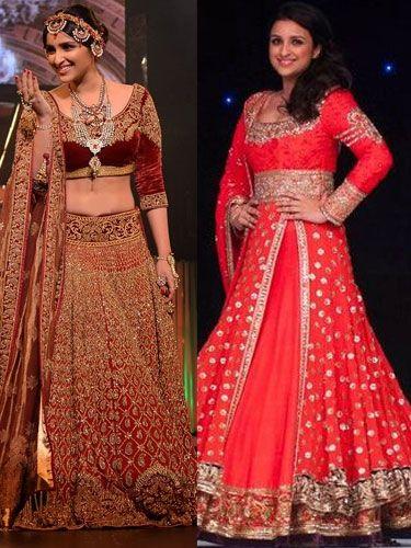 16dc46312ffa Pear-shaped body Lehenga Wedding, Pakistani Wedding Dresses, Indian Wedding  Outfits, Best