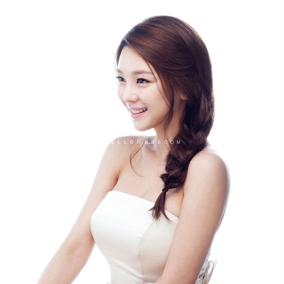 Wedding Hairstyle Korean: Korean Wedding Hairstyle (another Look)