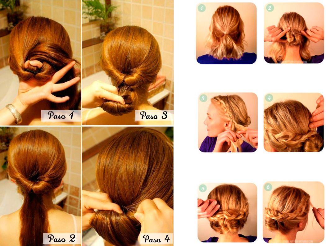 peinados recogidos faciles para hacer algo innovador hd wallpapers