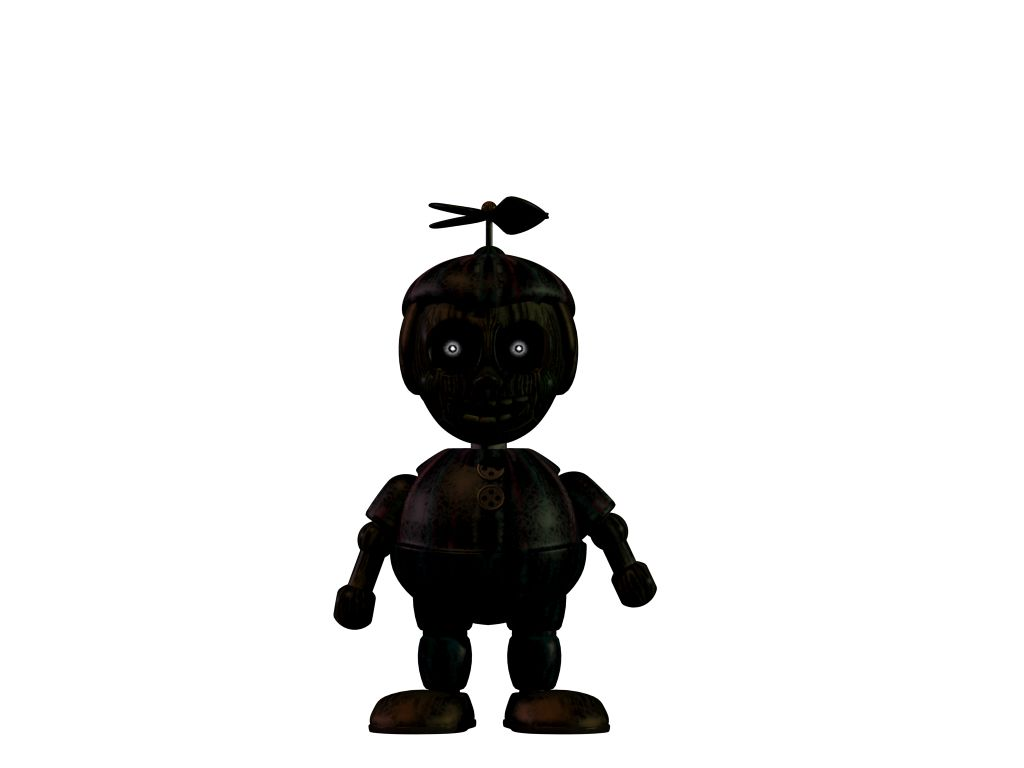 Phantom Balloon Boy Balloon Boy 2 0 From Fnaf 3 Fnaf