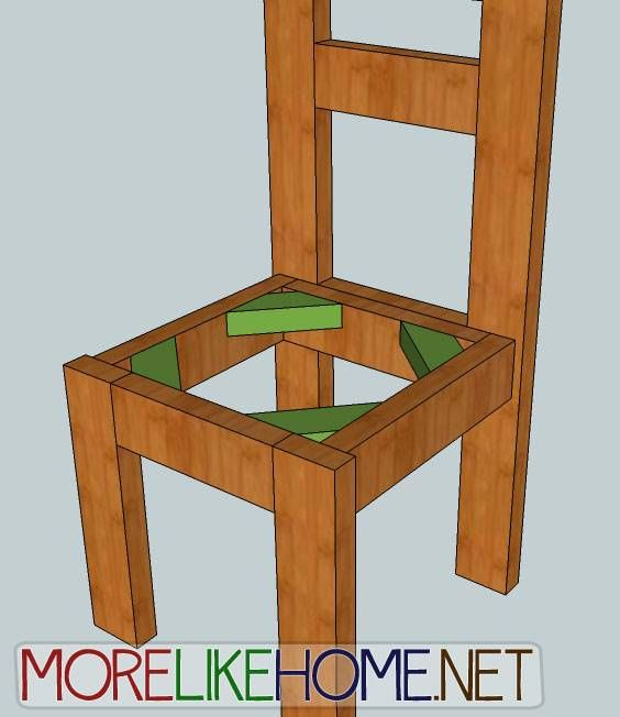 Day 4  Build a Simple Chair with 2x4s is part of Wood chair diy - Day 4, here we go! You can see links to the complete series here , and read about my Lowe's gift card giveaway here   In this series, w