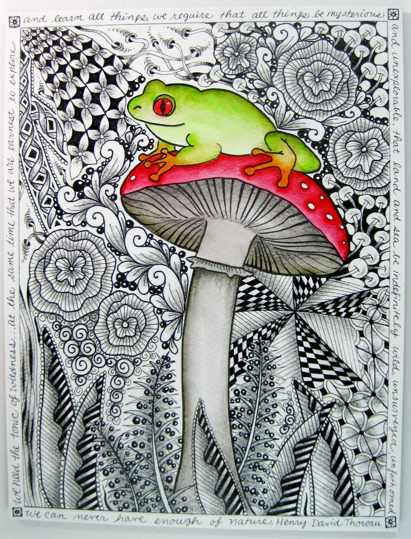 Marie Browning Zentangle | Category Archives: Zentangle | Colorear ...
