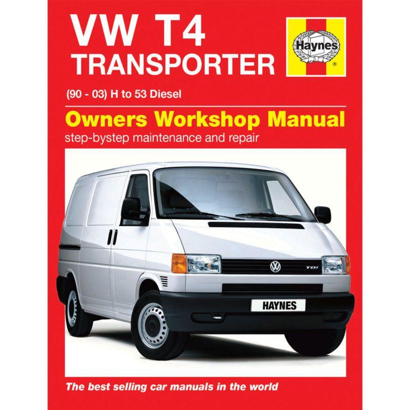 new haynes manual vw t4 transporter diesel 1990 2003 car workshop rh pinterest com workshop manual vw transporter t4 workshop manual vw transporter t4