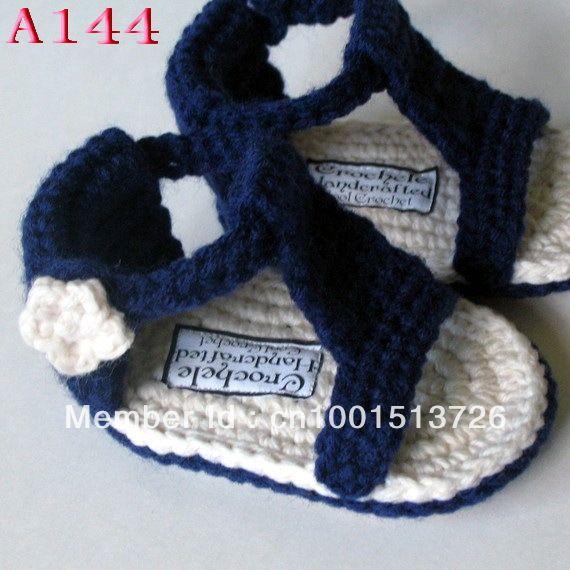 Baby Gladiator Sandal Crochet Pattern Pattern By Michele Ewing