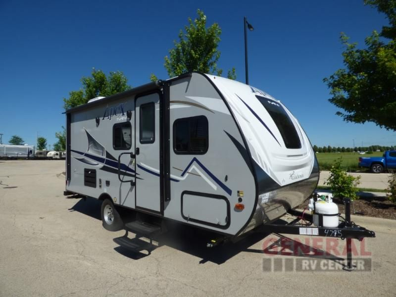 New 2019 Coachmen RV Apex Nano 185BH Travel Trailer at