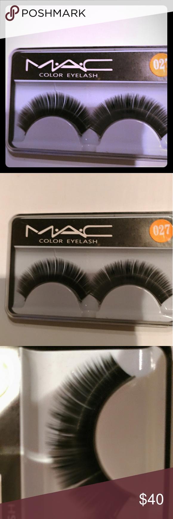 Set Of 4 Mac Eyelashes Boutique My Posh Picks Pinterest Macs