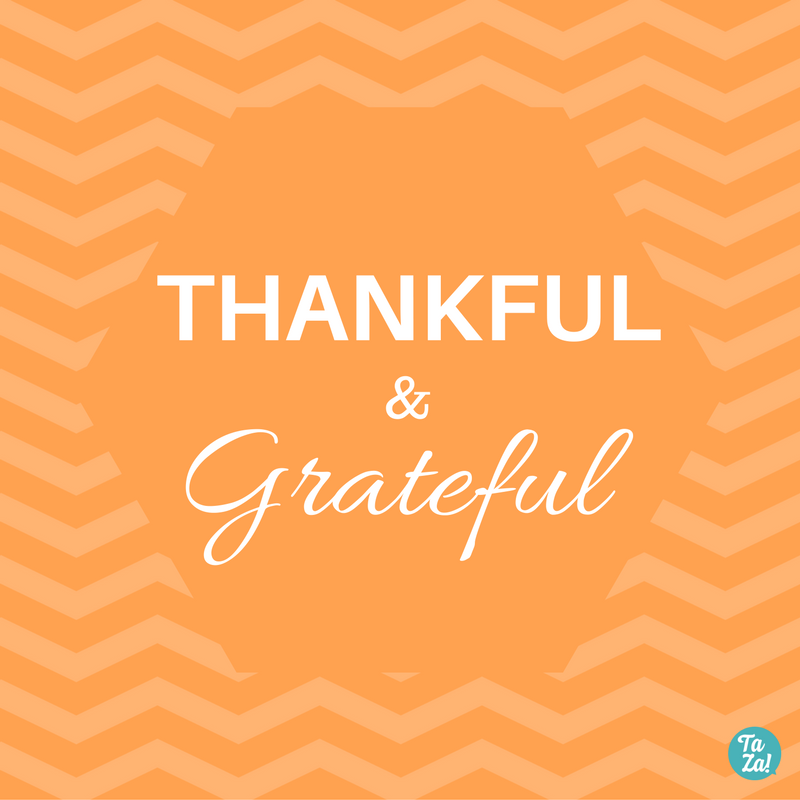 We have so much to be thankful and grateful for this year! How about you? #thanksgiving #holidays #blessed #poster #image #illustration #quote #give #thanks