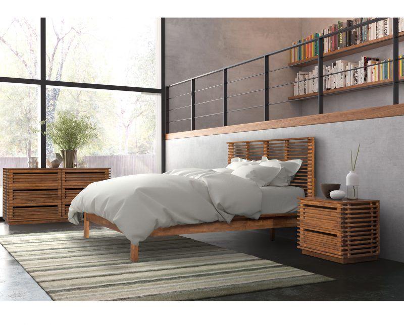 Feng Shui Bedroom Modern Platform Bed Bed Furniture