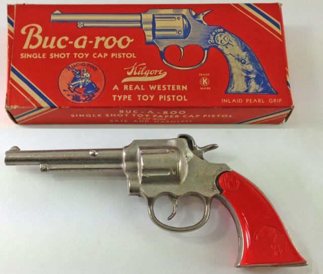 Cap Pistol Every Kid Growing Up In The 40s 60 Needed One Vintage Kids Toys Cap Pistol Toy Tanks