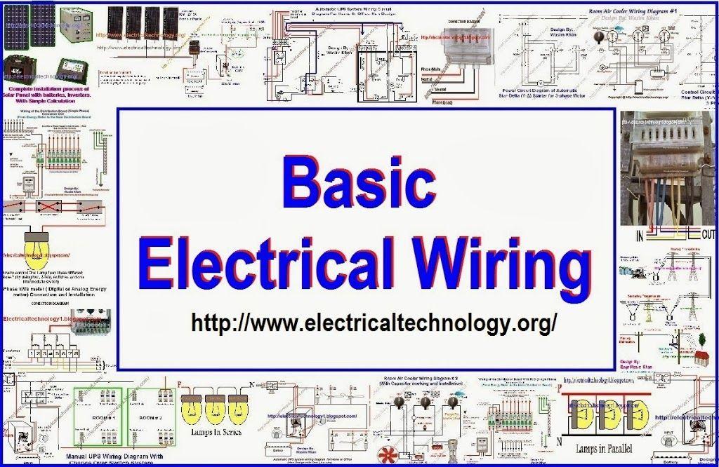 Electrical Wiring | Elektro und Werkstatt