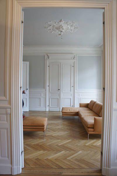 Photo of Appartement de type haussmannien