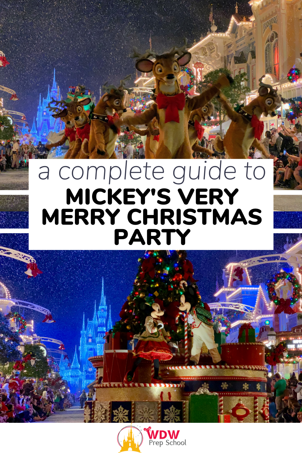 2019 Mickey S Very Merry Christmas Party Map Best Dates Touring In 2020 Very Merry Christmas Party Mickey S Very Merry Christmas Very Merry Christmas