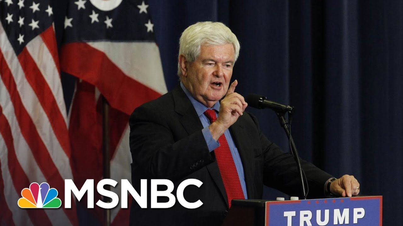 'Sure': Newt Gingrich Responds If Donald Trump Is Fit To Serve | Morning...