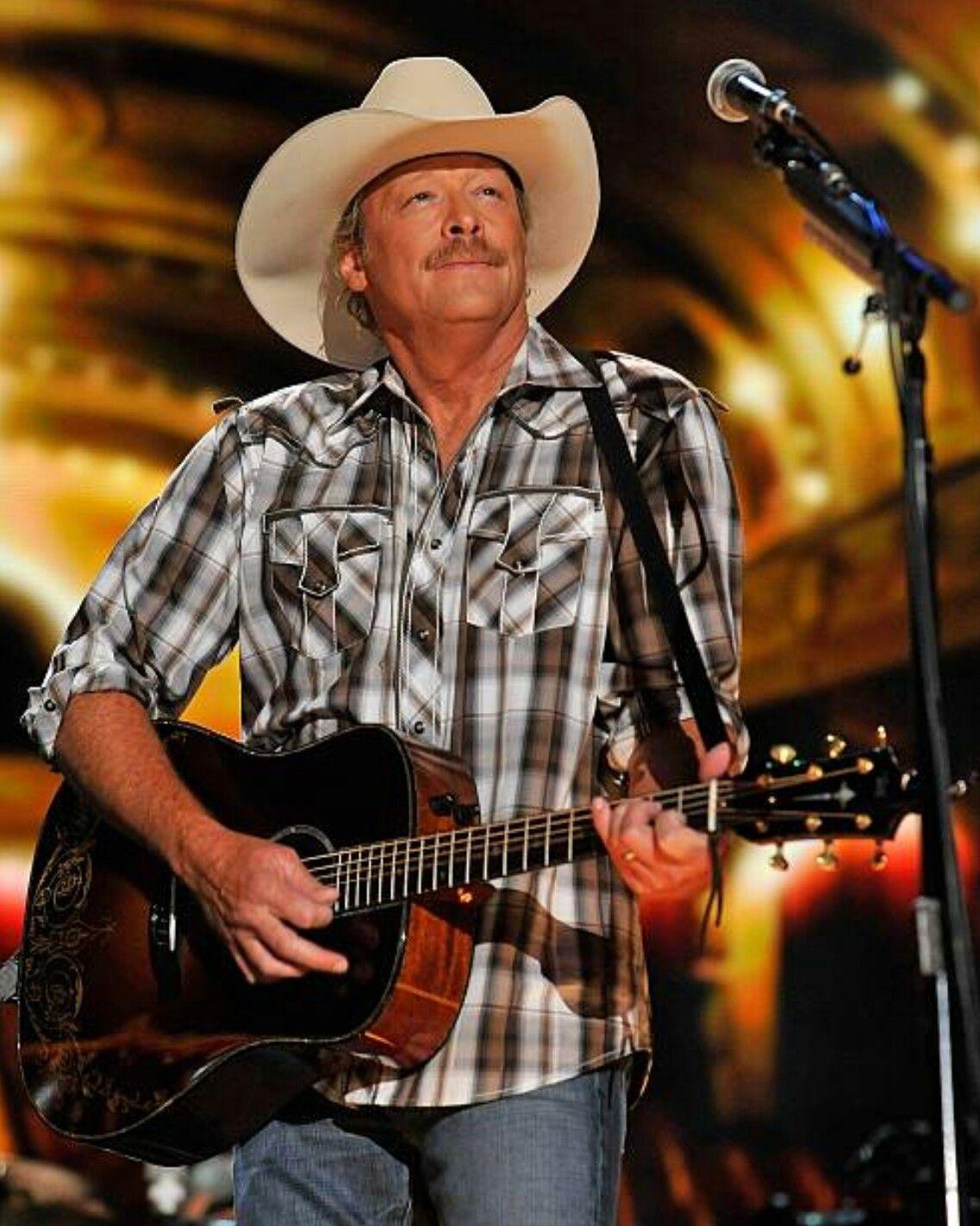 Alan jackson alan jackson country music singers