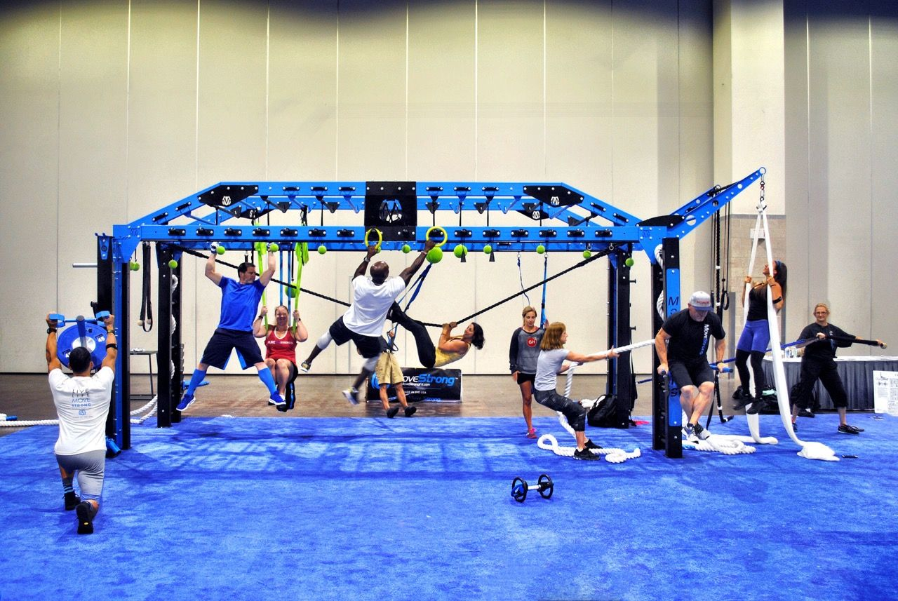 Movestrong nova xl arch bridge group functional training