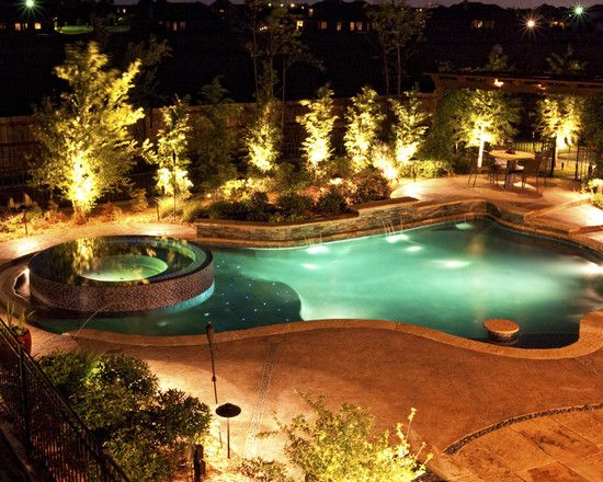 Eclectic Pool Poolside Landscape Design, Pictures, Remodel, Decor and Ideas - page 9