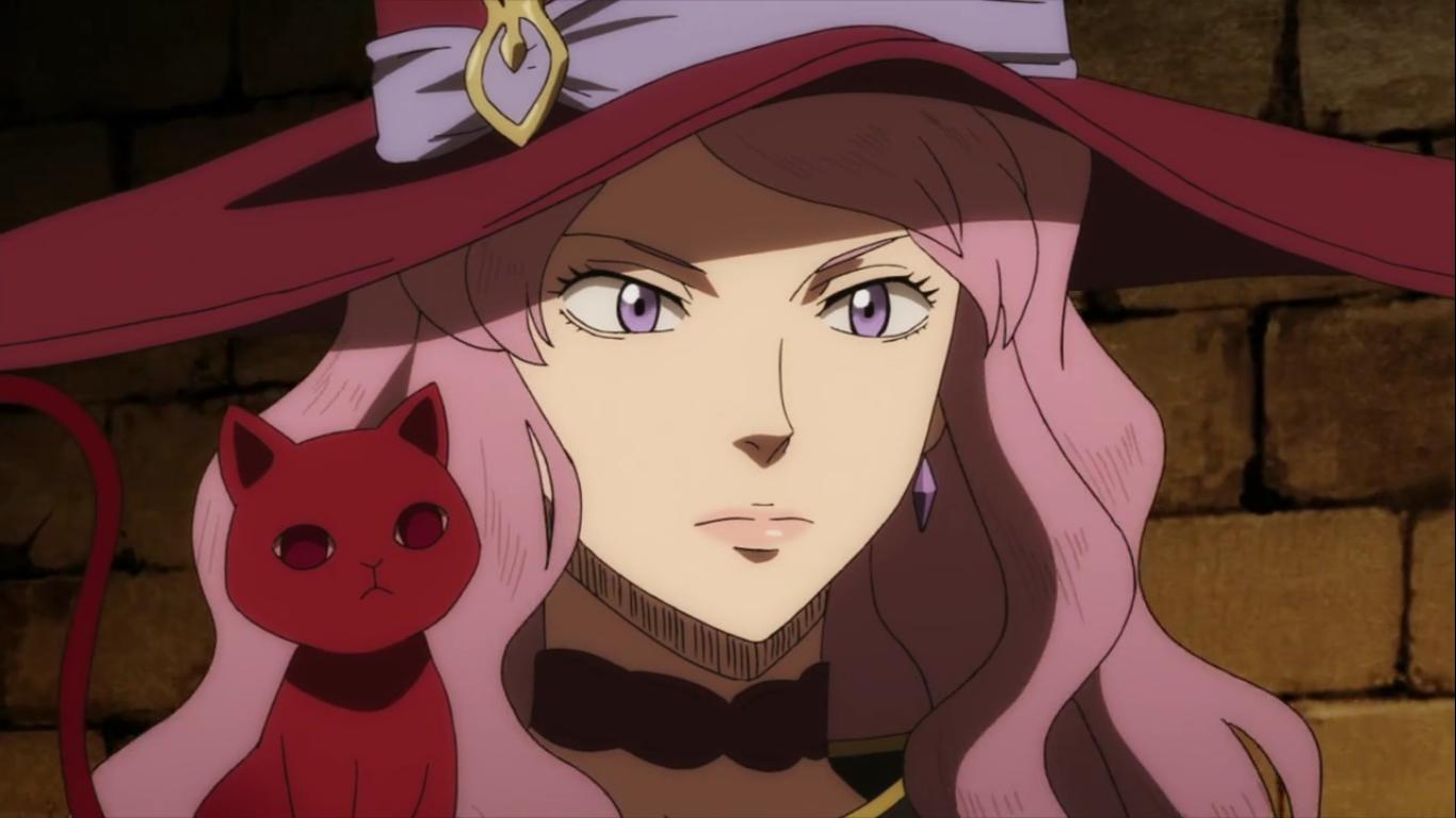 Black Clover Screenshot Episode 65 Vanessa Black Clover Anime Aesthetic Anime Anime