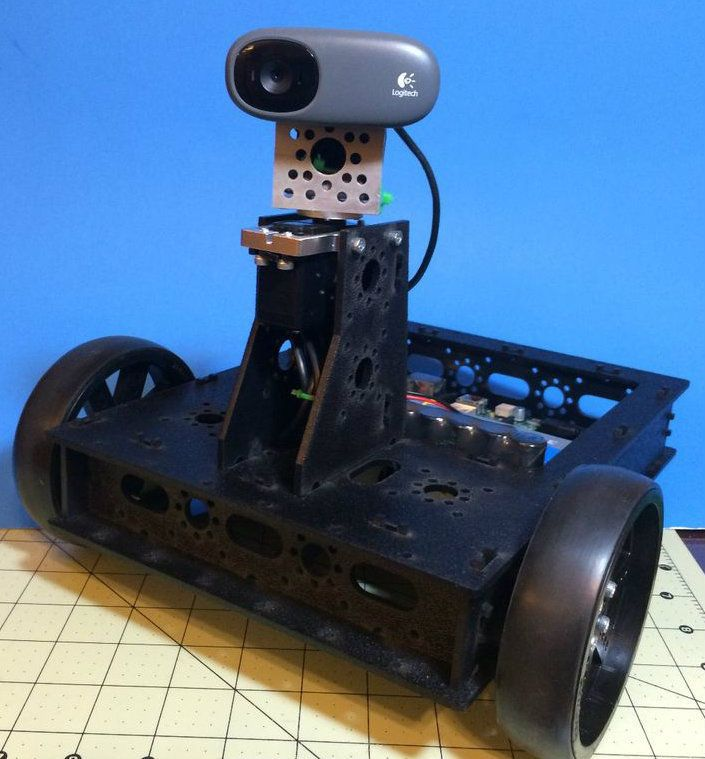 Create A Custom Web Controlled Rover Using The Raspberry Pi Http