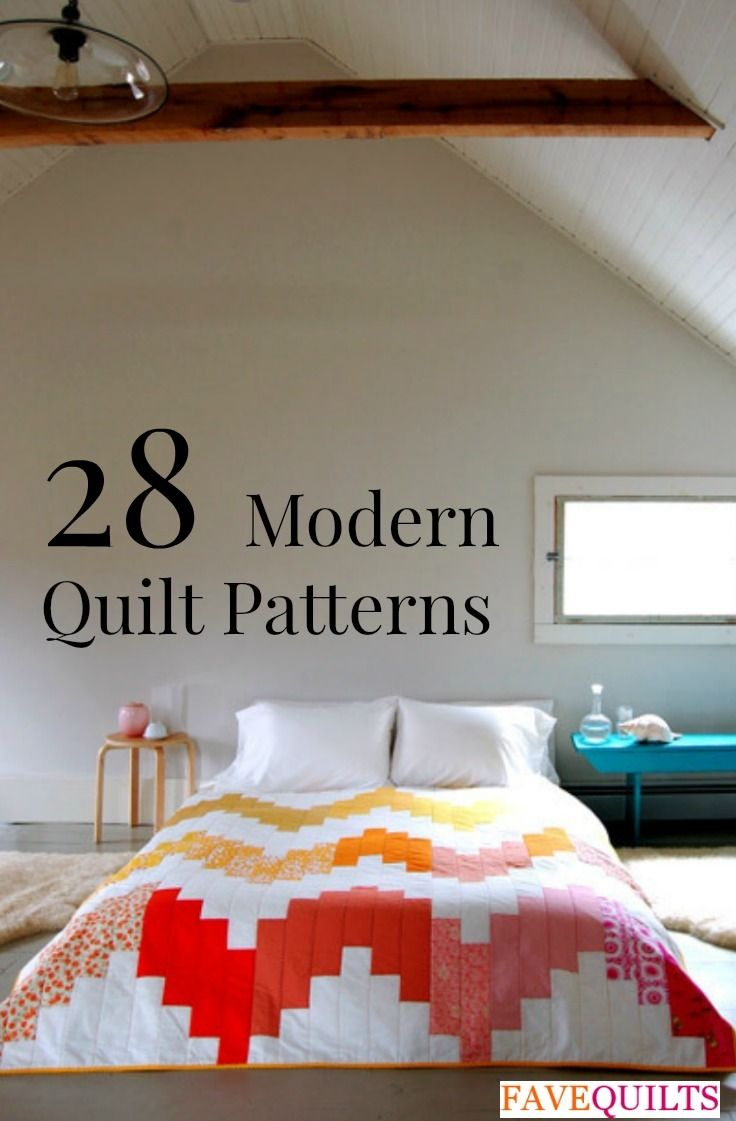 Bedroom Quilt Ideas 28 modern quilt patterns and modern quilt ideas | modern quilt