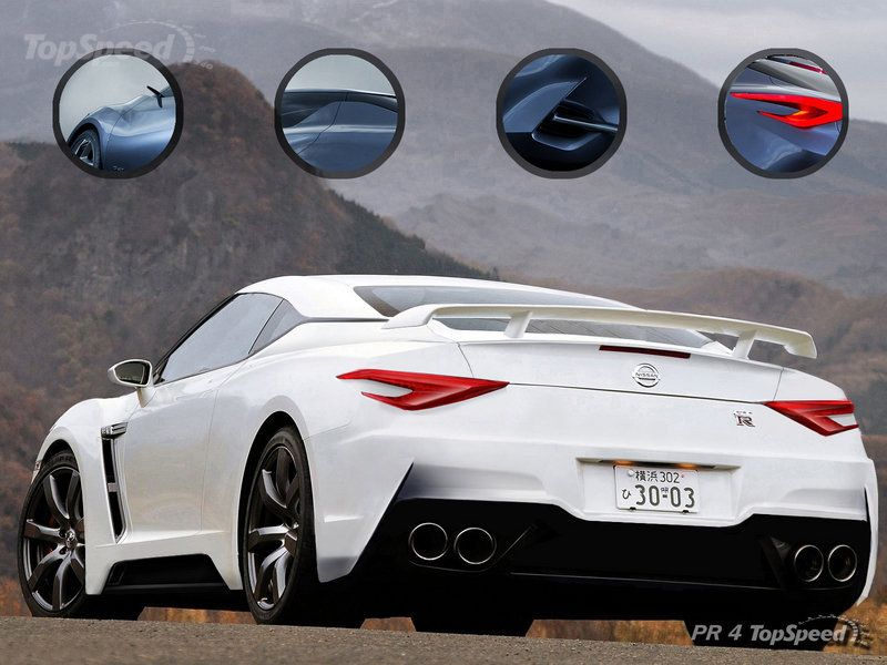 2016 Nissan Skyline >> 2019 Nissan Gt R Pictures Photos Wallpapers My Style