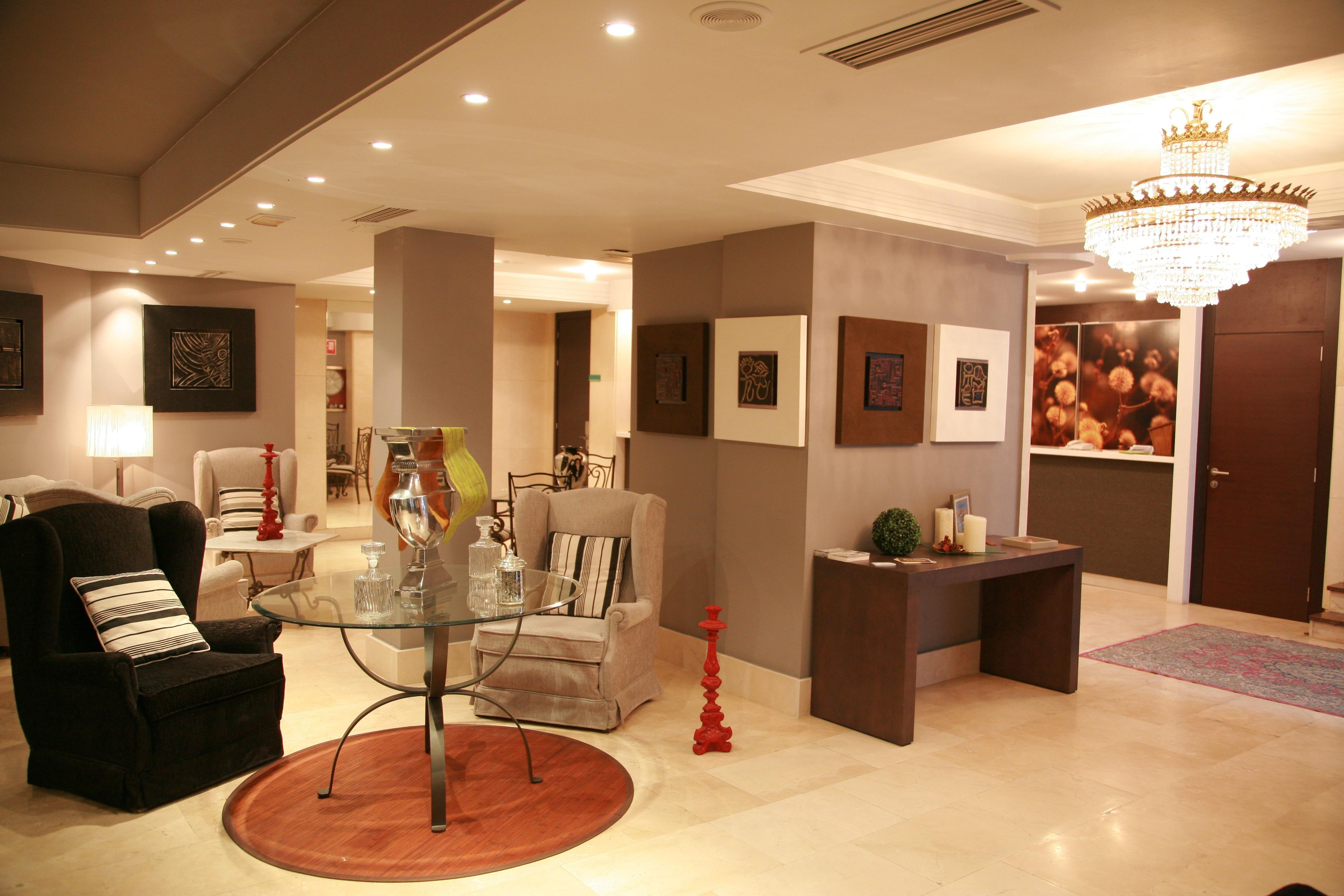 Recepción Hotel Isla Bella & Spa
