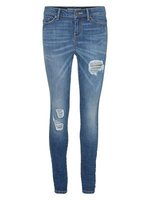 Destroyed skinny fit jeans from VERO MODA!