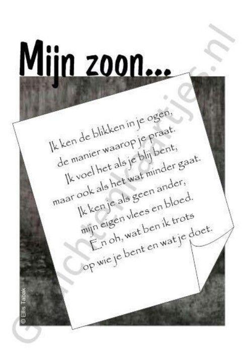 Citaten Zonen : Voor mijn twee zonen gedichten en versjes